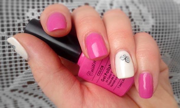 Дизайн ногтей покрытие гель лаком