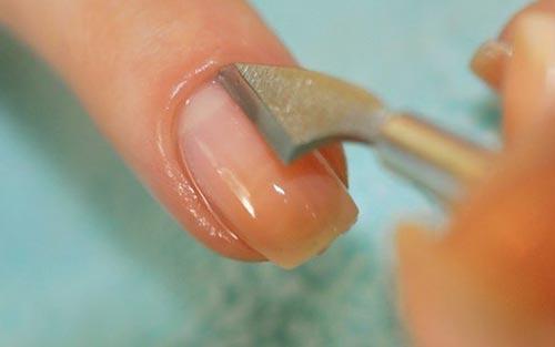 Как сделать чтобы лак на ногтях долго держался