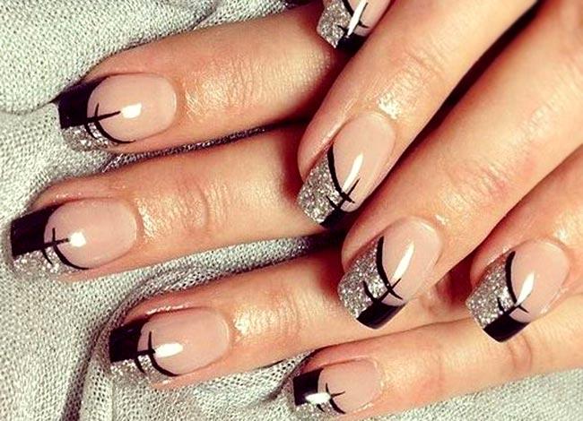 Маникюрный дизайн ногтей эксклюзивный