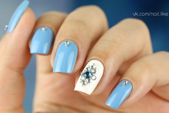 Дизайн лето ногти гель лаком