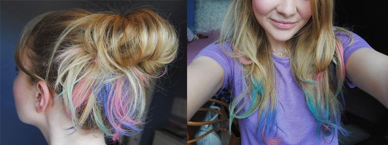видео как покрасить волосы белым