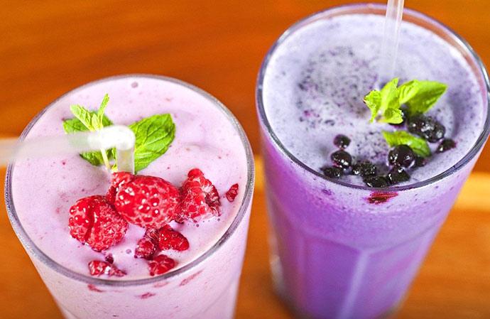 коктейли для похудения в домашних условиях рецепты в блендере