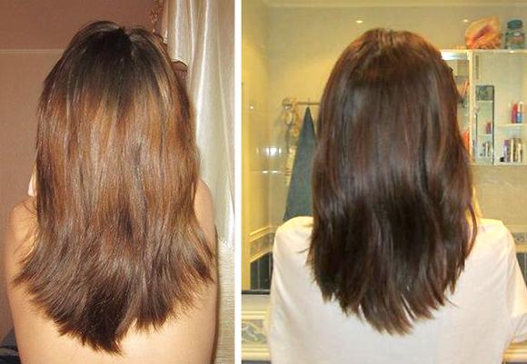 кора дуба для окрашивания волос