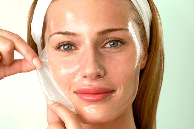 лифтинг маски для лица в домашних условиях рецепты