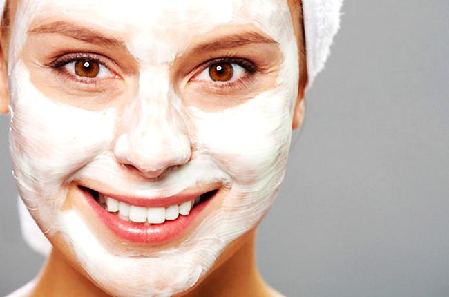 Как быстро сделать кожу лица чистой