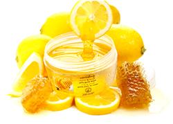 маски для отбеливания кожи - мед и лимон