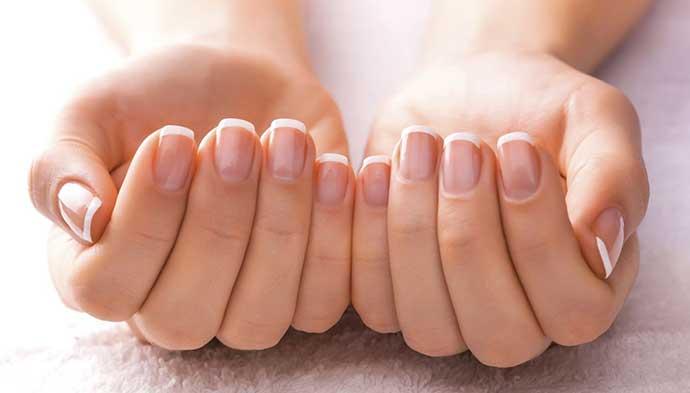 Как вырастить красивые ногти