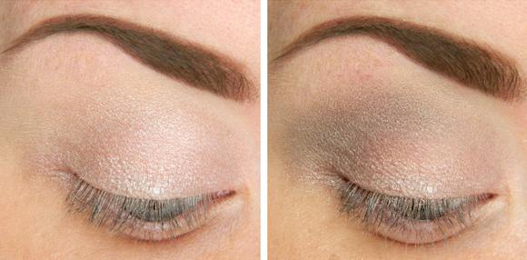 макияж голубых глаз пошагово
