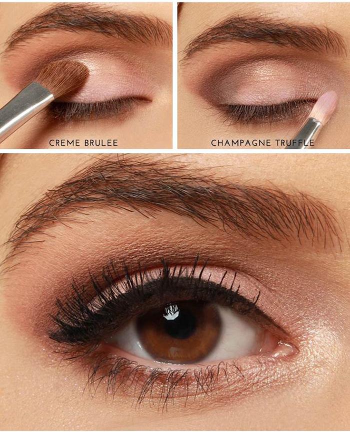 Как сделать простой макияж