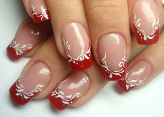 Нарощенные ногти 210 фото красивого дизайна ногтей