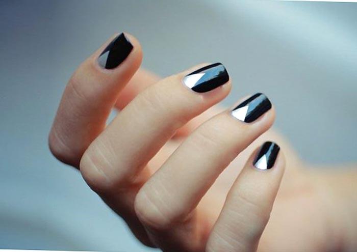 дизайн ногтей копытце