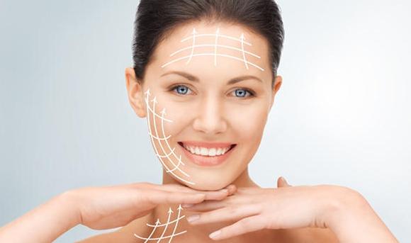как подтянуть кожу лица дома