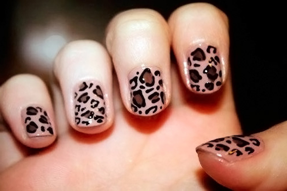 Рисунки на ногти короткие
