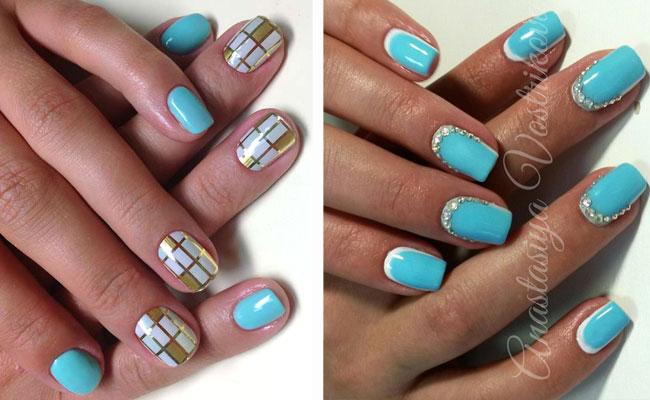 шилак маникюр фото ногтей