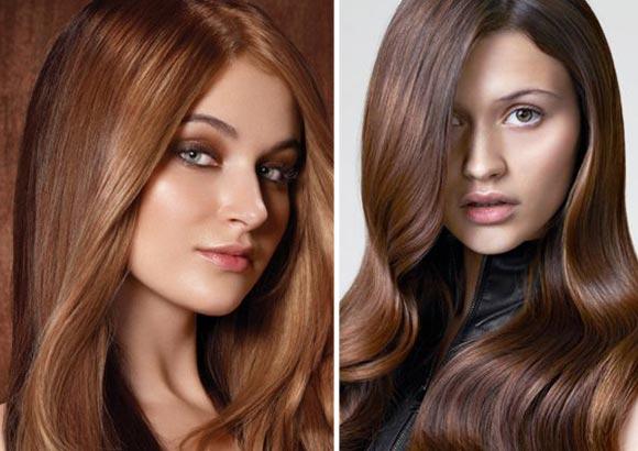 цвет волос молочный светлый шоколад фото