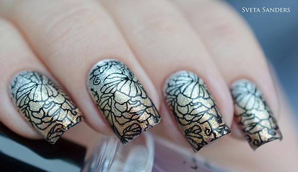 Стемпинг для ногтей как