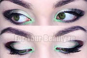 уроки макияжа шаг за шагом фото