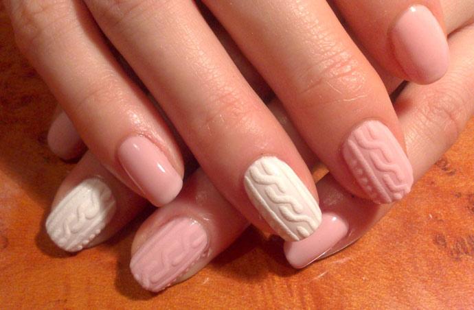 Дизайн акриловых ногтей фото 2016