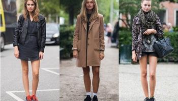 Выпоклонница кроссовок? Вот 5 советов, как сочетать кроссовки с одеждой!